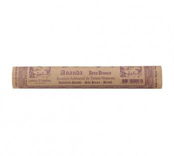 Ananda - Incenso Breu Branco (valor unitário)