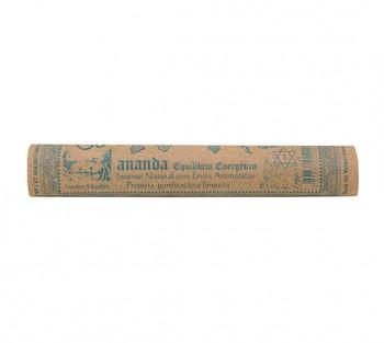 Ananda - Incenso Equilíbrio Energético (valor unitário)