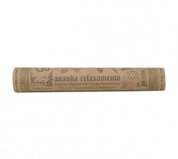 Ananda - Incenso Relaxamento (valor unitário)