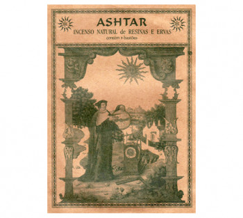 ASHTAR - Incenso Natural