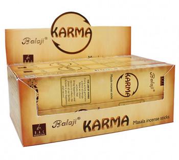 Karma Balaji - Incenso Indiano Massala (valor unitário)