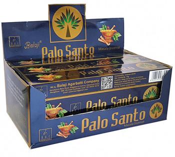 Palo Santo Balaji - Incenso Indiano Massala (valor unitário)