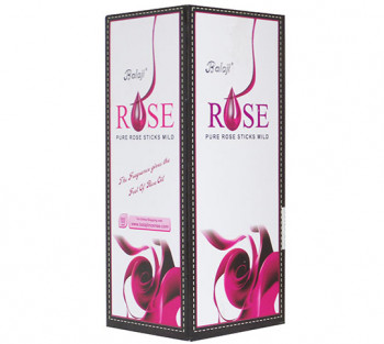 PURE ROSE - Incenso Indiano Massala