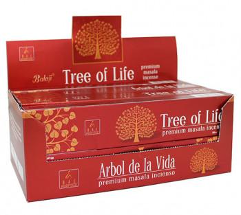 Tree of Life Balaji - Incenso Indiano Massala (valor unitário)