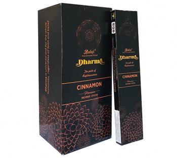 Dharma Canela - Incenso Indiano (valor unitário)