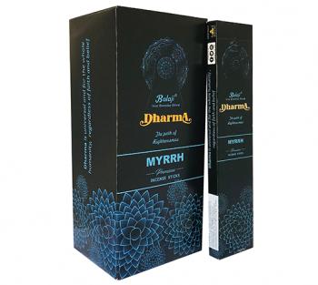 Dharma Mirra - Incenso Indiano (valor unitário)