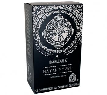 Banjara Mayan Mirra - Incenso Indiano Massala