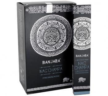 Banjara Nag Champa - Incenso Indiano Massala (valor unitário)