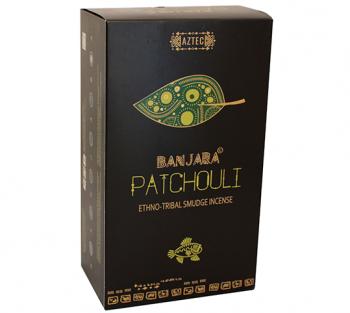 Banjara Patchouli - Incenso Indiano Massala