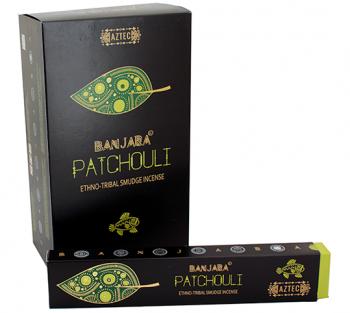 Banjara Patchouli - Incenso Indiano Massala (valor unitário)