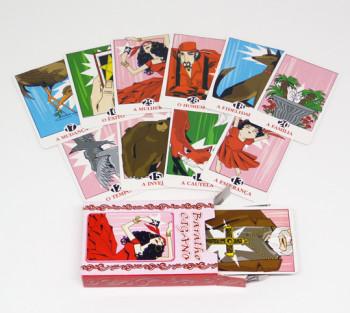 Baralho Cigano (36 cartas + livreto)