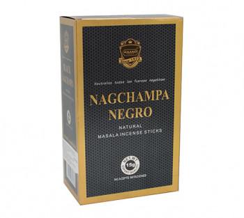BLACK NAG CHAMPA - Incenso Indiano de Massala