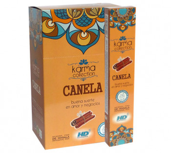 Karma Collection Canela - Incenso de Indiano Massala (valor unitário)