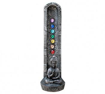 Incensário de Resina Chakras Budha 115