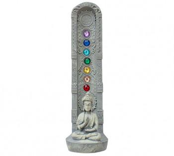 Incensário de Resina Chakras Budha 117