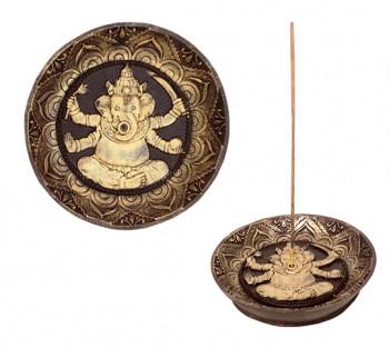 Incensario Ganesha (cores variadas)