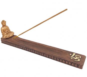 Incensário Budha Om - 26cm