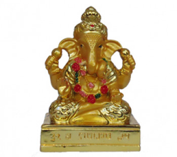 Ganesha (base retangular) - 7cm