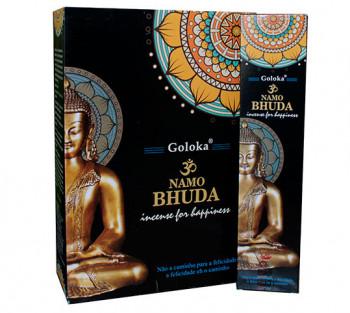 GOLOKA BUDHA - Incenso Indiano de Massala (valor unitário)