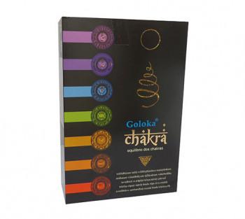 GOLOKA CHAKRA - Incenso Indiano de Massala
