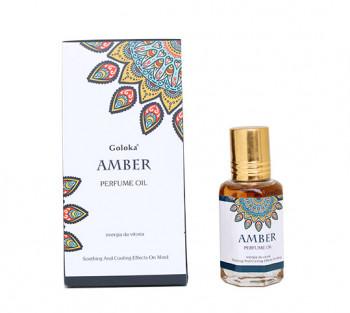 Amber - Óleo Perfumado Indiano (10ml)