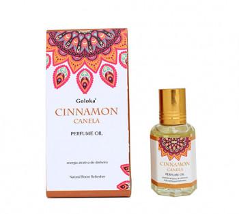 Canela - Óleo Perfumado Indiano (10ml)