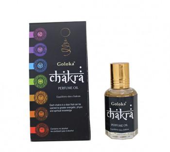 Chakra - Óleo Perfumado Indiano (10ml)
