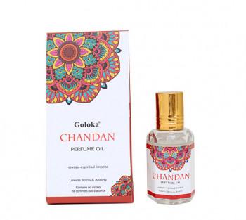 Chandan - Óleo Perfumado Indiano (10ml)