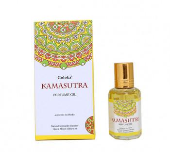 Kamasutra - Óleo Perfumado Indiano (10ml)