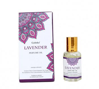 Lavander - Óleo Perfumado Indiano (10ml)