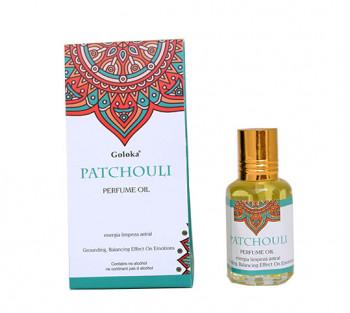 Patchouli - Óleo Perfumado Indiano (10ml)