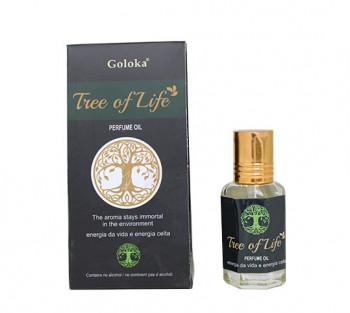 Tree of Life - Óleo Perfumado Indiano (10ml)