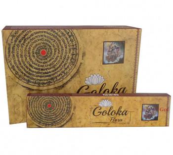 GOLOKA FLORA - Incenso Indiano de Massala (valor unitário)