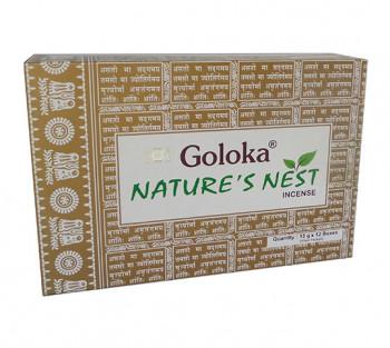 GOLOKA NATURE'S NEST - Incenso Indiano de Massala