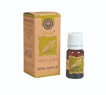 Capim Limão - Óleo Essencial Indiano (10ml)