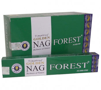 GOLDEN NAG FOREST - Incenso Indiano massala (valor unitário)