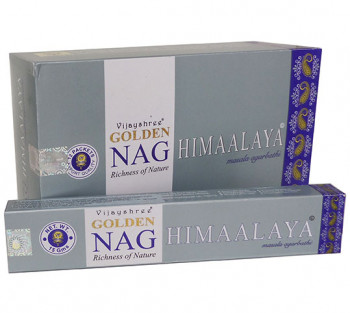 GOLDEN NAG HIMALAYA - Incenso Indiano massala (valor unitário)