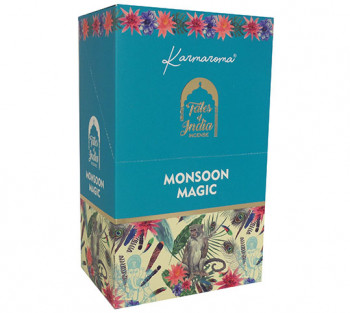 Karmaroma Monsoon Magic - Incenso Indiano de Massala