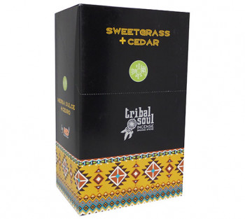 Tribal Erva Doce + Cedro - Incenso Indiano de Massala