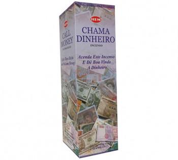 CHAMA DINHEIRO - Incenso Indiano Hem