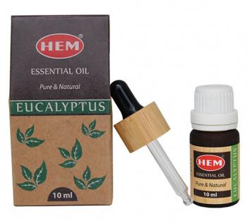 Óleo Essencial de Eucalipto - 10ml