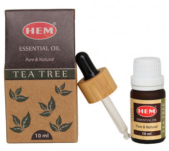 Óleo Essencial de Tea Tree - 10ml