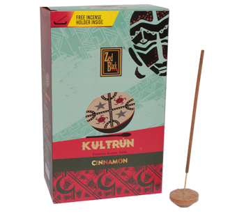 Kultrún Canela - Incenso Indiano Premium