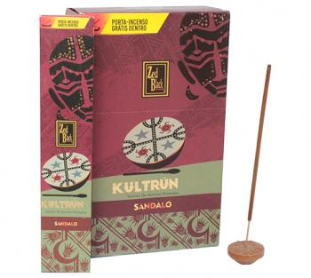 Kultrún Sandalo - Incenso Indiano Premium (unitário)