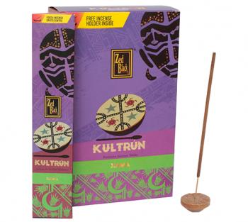 Kultrún Xamã - Incenso Indiano Premium (unitário)