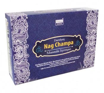 NAG CHAMPA MASSALA - Incenso Indiano Darshan