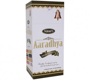 Aaradhya - Incenso Indiano de Massala
