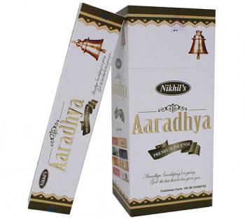 Aaradhya - Incenso Indiano de Massala (valor unitário)