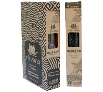 Nirvana Incenso Natural Premium - Olibano