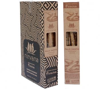 Nirvana Incenso Natural Premium - Palo Santo